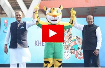 100 days to go for FIFA Under 17 World Cup; AIFF release video to mark the occasion