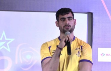 Fitness vital in order to give 100% throughout the tournament: Rahul Choudhari