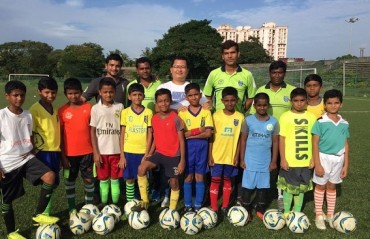 Kerala Blasters FC announces the launch of football schools as their grassroot program