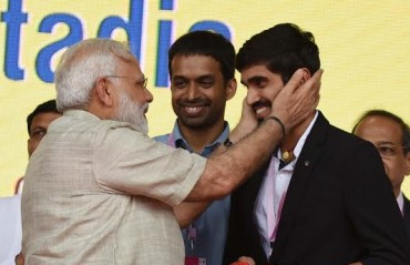 Srikanth ecstatic on meeting and talking to PM Modi