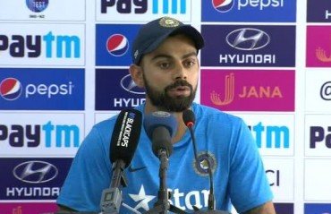 Bowlers created pressure and got breakthroughs at crucial moments, says Kohli