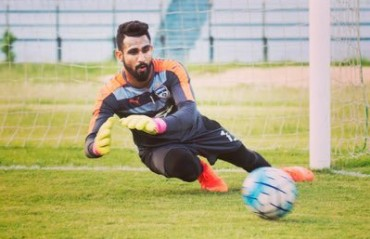 Mumbai City FC signs Amrinder Singh for record amount ahead of ISL 2017-18