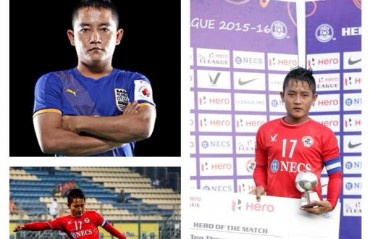 David Lalrinmuana pens a new contract with I-League winners Aizawl FC