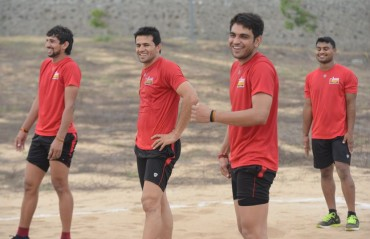 INDIAN ACES: An all round unit led by Rohit Kumar to help Bulls finish in top half of the table