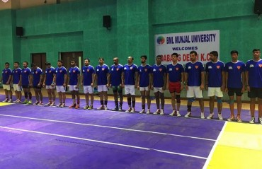 INDIAN ACES: Rejigged local cadre to help Dabang Delhi earn its elusive qualification spot