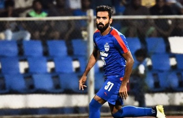 CK Vineeth thanks BFC and West Block Blues for all the memories