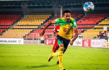 Under 21 Calicut-born winger Prashant Karuthadathkuni retained by Kerala Blasters