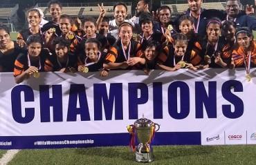FC Pune City wins WIFA Women's championship 2017