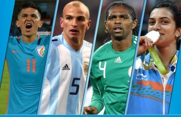 Former International football stars Kanu and Cambiasso to be present at the FIFA U-17 World Cup draw