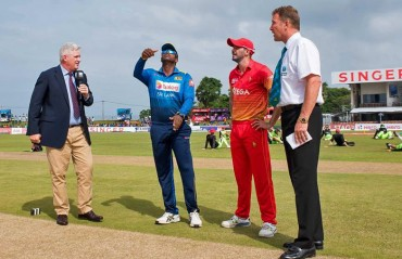 TFG Fantasy Pundit: Fantasy cricket tips for SRI v ZIM 3rd ODI