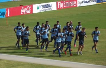 India climb up to 96th spot in FIFA rankings