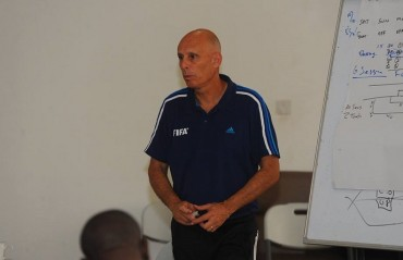 It's difficult to enjoy the moment as a coach, says Stephen Constantine