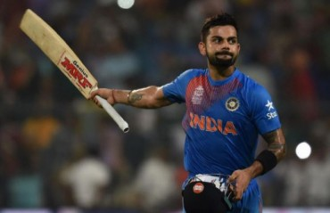 Kohli edges past Tendulkar as the leading century getter while chasing in ODIs