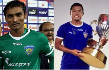 Chennaiyin FC sign Jeje and Karanjit on 3-year and 2-year contracts respectively