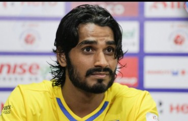 Sandesh Jhingan gets retained by KBFC on a high profile 3 year contract