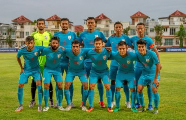 India U-23 beat Singapore U-23 in first of two friendlies