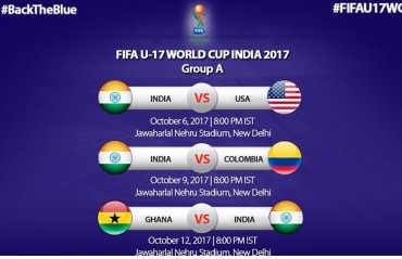 TFG Indian Football Podcast: FIFA U-17 World Cup Draw Review