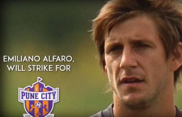 FC Pune City release a video to display Emiliano Alfaro's best moments