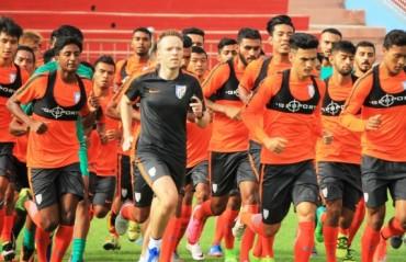 India U-23 draw Singapore U-23 friendly series