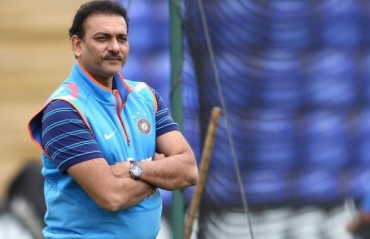 The current Test team has the right bowling combination to win overseas, says Shastri