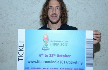 Explained: Ticketing phases for the FIFA Under-17 World Cup