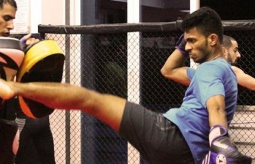 #TFGinterview: Will try to get a finish -- In Conversation with Indian MMA fighter Manthan Rane