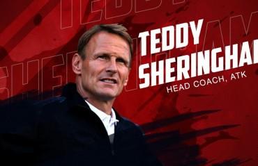 Teddy Sheringham, former Man United star is ATK's new head coach