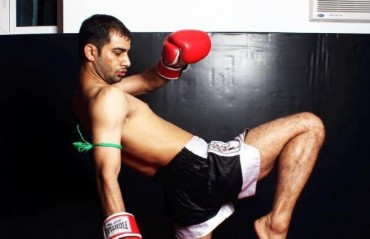 #TFGinterview: The Super cop that took up Combat Sports- In conversation with Anil Mehta