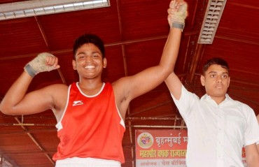 Indian MMA prospect Watch: AIMMAF National Gold Medalist Vivek Jha