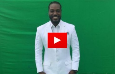 WATCH: Chris Gayle dances to the tunes of a Bollywood song