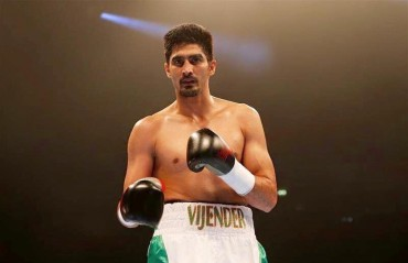 #TFGexclusive: Vijender Singh Reveals his pick for McGregor vs. Mayweather fight
