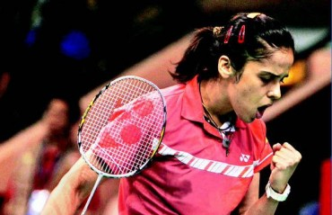 WATCH: Saina Nehwal shares a sketch made by a fan