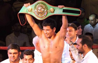 Boxer Neeraj Goyat wants to meet Prime Minister to discuss Professional Boxing