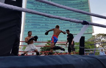 WATCH: Highlights from Combat Carnival 3
