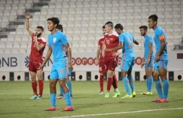 India U23 begin Asian qualifiers with defeat to Syria U23 despite hard fight