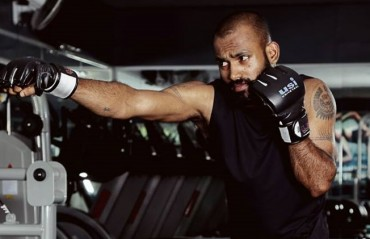 #TFGinterview: Glory amidst Loan Debts - The story of Indian MMA fighter Vishnu Drona