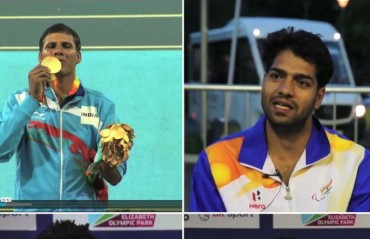 WATCH: Indian para athletes share their views on promoting the sport