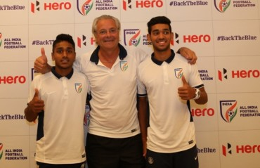 India U-17 player Rahul K.P. says he fought with his family to play football
