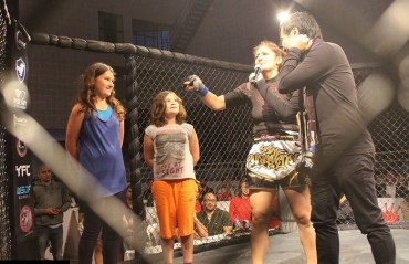 #TFGinterview: Mother of two, Indian MMA fighter Anjali Gupta Urges Women To free themselves