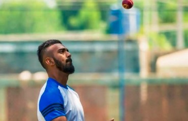 Excited to be back after a long break, says KL Rahul