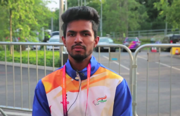 T-42 High Jumper Varun Singh Bhati shares his story and preparation for WPAC