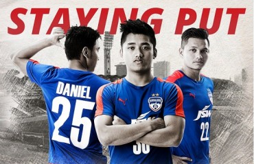 ISL 2017: BFC retain Nishu, Zuala; Daniel to stay for AFC campaign