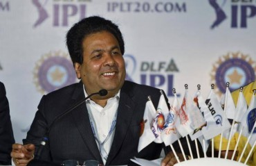 Rajeev Shukla goofs up while congratulating India women's team