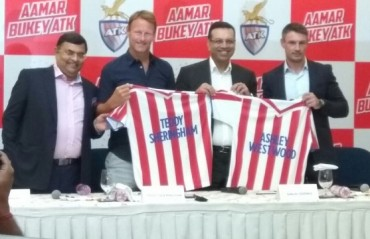 ISL 2017: ATK introduce their new coach & Football Director