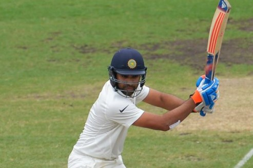 It is a great feeling to get back to the whites, says Rohit Sharma