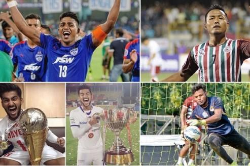 Star footballers bid adieu to their former teams