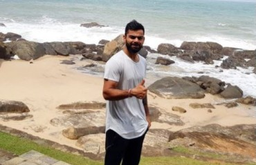 WATCH: Kohli wishes to wake up to this place every morning