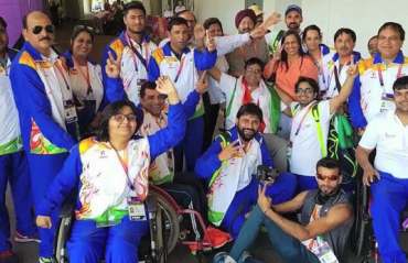 WATCH: India's best-ever performance at the World Para Athletics Championships