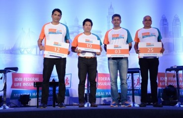 Over 15k runners to participate for the 2nd edition IDBI Mumbai Half Marathon 2017
