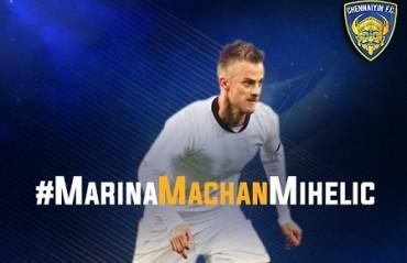 ISL 2017: Chennaiyin FC sign mid-fielder Rene Mihelic